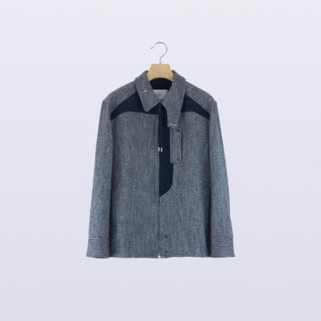 Owl Swing Jacket / BLACK