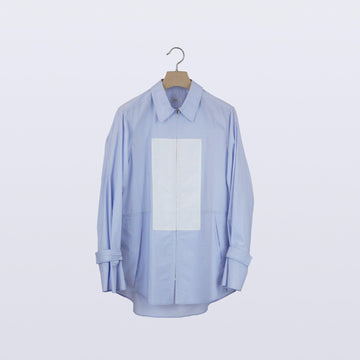 Window Shirt / BLUE
