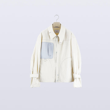 Airport Jacket /  IVORY