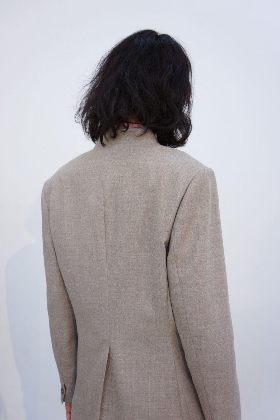 Organ Jacket / BEIGE