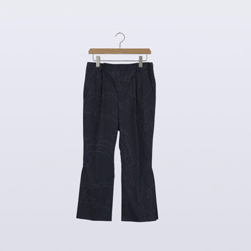 Rias Trousers / CHARCOAL