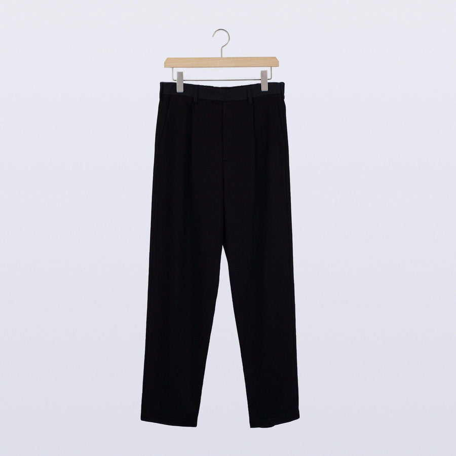 Moc Jersey Trousers / BLACK