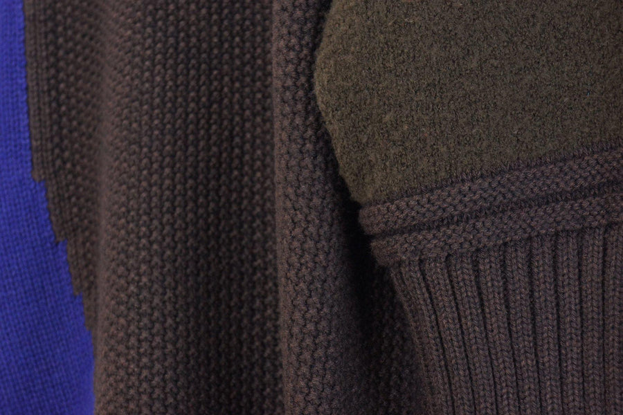 SOV Knit Sweater / BROWN