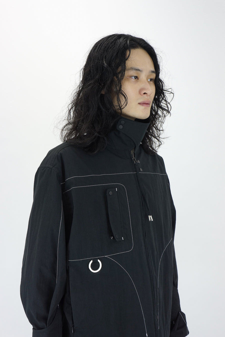 Airport Jacket / BLACK