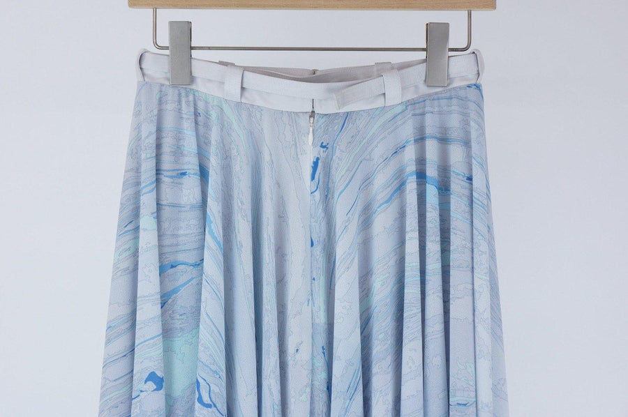 Surface Sway Skirt / BLUE