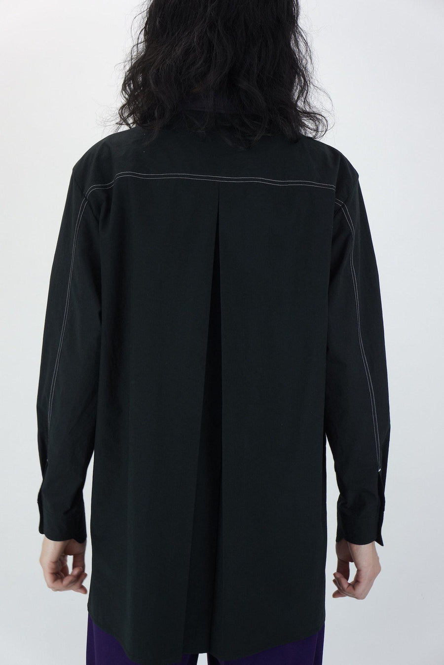 Ornis Shirt / BLACK