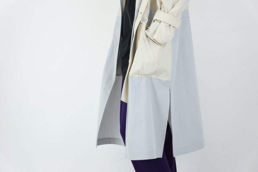 Ornis Over Coat / IVORY
