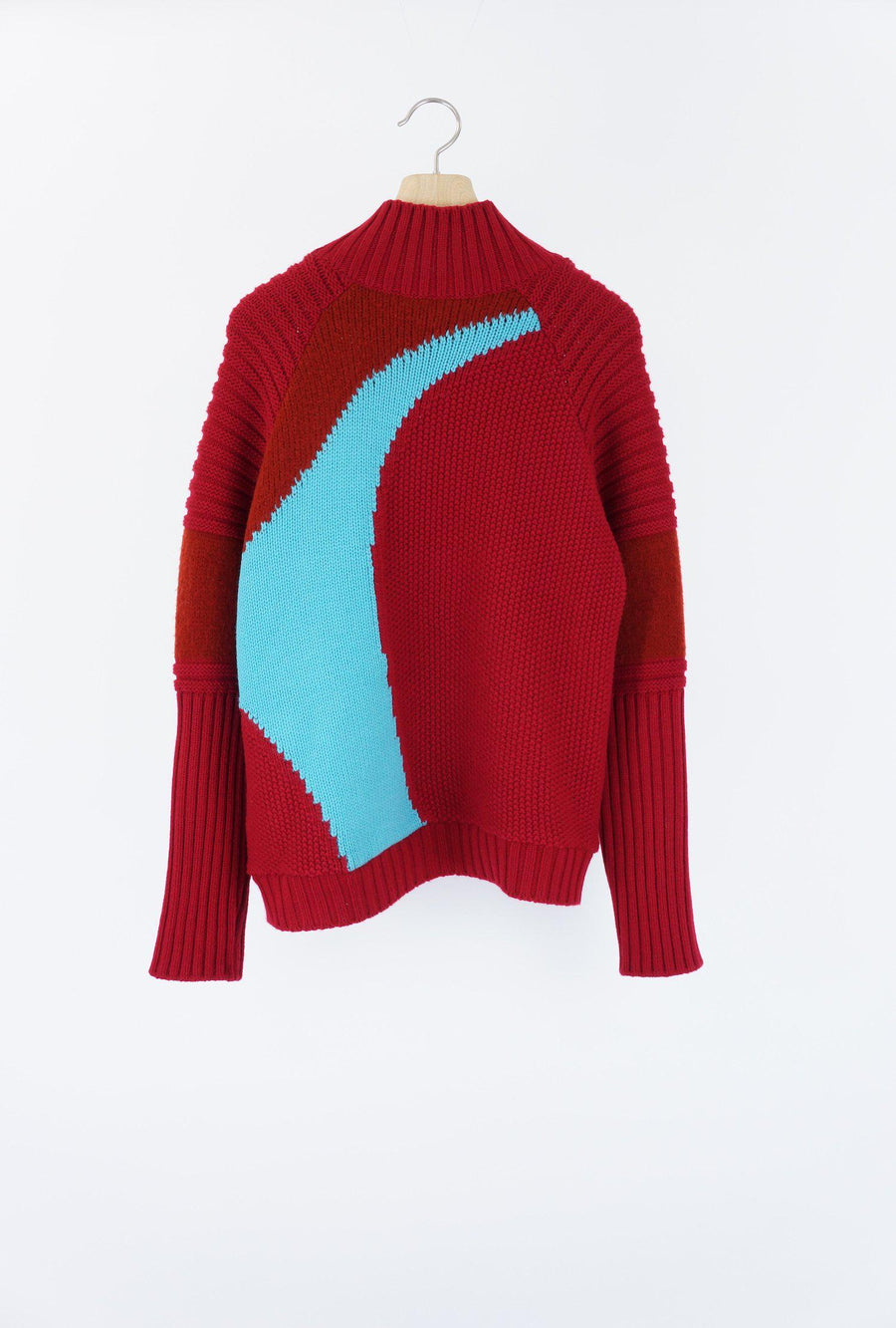 SOV Knit Sweater / RED