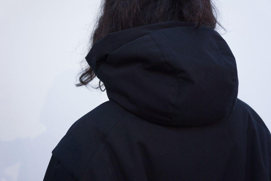 Lay Coat / BLACK