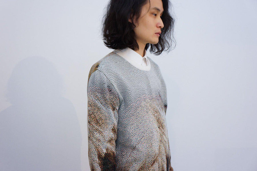 Syn Feather Sweater / Toki