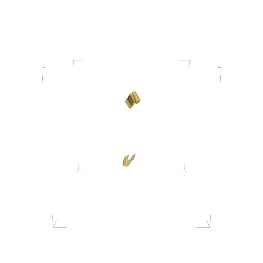 Hearing Aid / GOLD-SINGLE