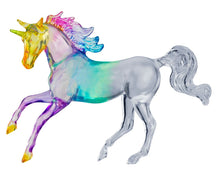 Load image into Gallery viewer, Suncatcher Unicorn Stablemates-Breyer Stablemate