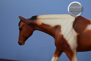 Nugget-Guy McLeans-Stock Horse Stallion-Breyer Traditional