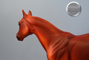 Champagne Toast-Adios Mold-Breyerfest Exclusive-Breyer Traditional