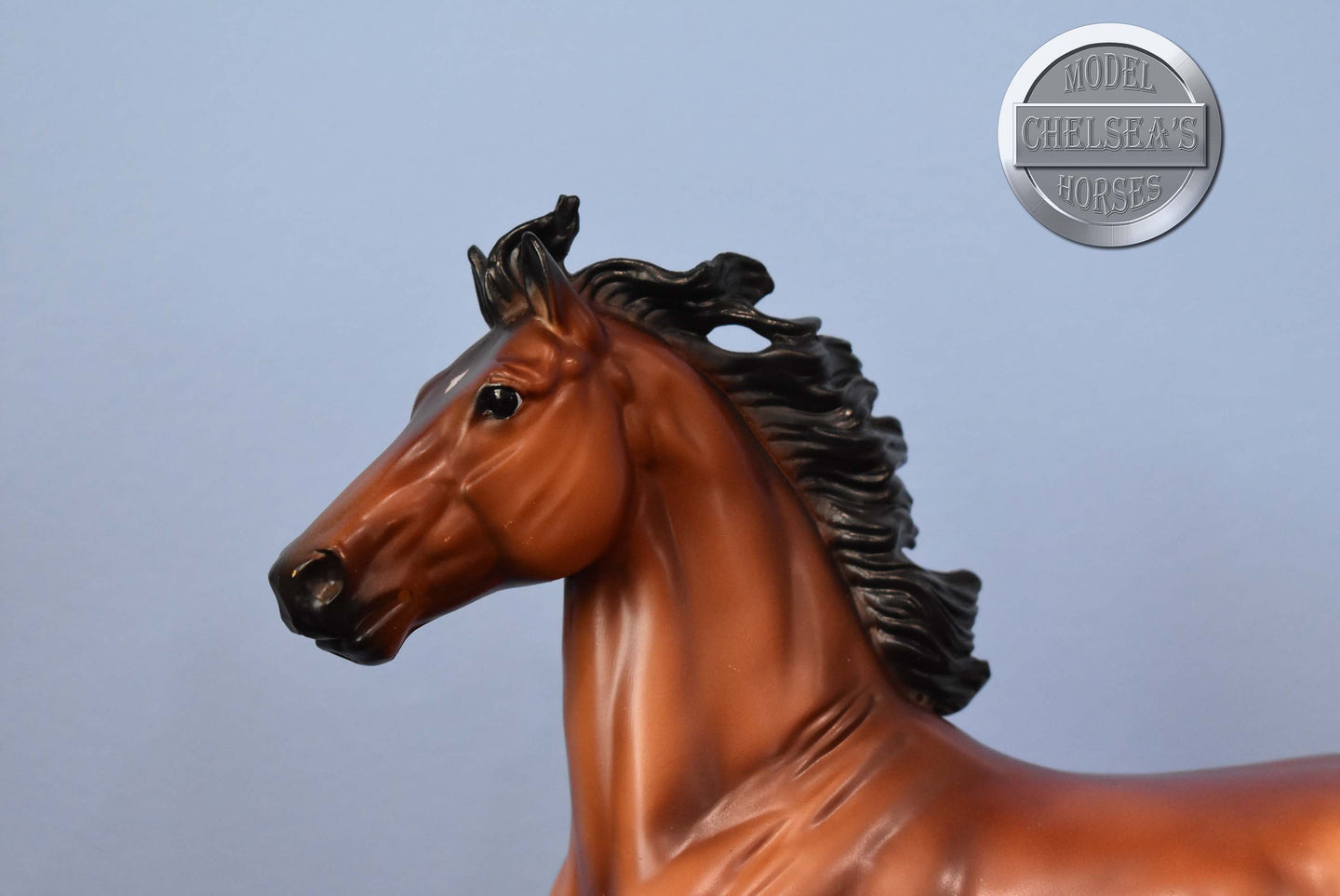Red Candy Cane Zebra-Holiday Exclusive-Breyer Traditional