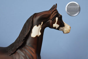 Gold Valegro-AT-Gold Olympic Medalist-Limited Edition-Breyer Traditional
