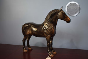 Graceful Running Mare and Foal Mold-Sears Exclusive-Breyer Traditional
