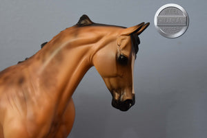 High Sierra-Indian Pony Mold-Breyer Traditional