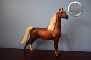 Full Speed-Indian Pony Mold-Breyer Traditional