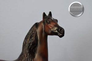 Miigwan-Indian Pony Mold-Breyer Traditional