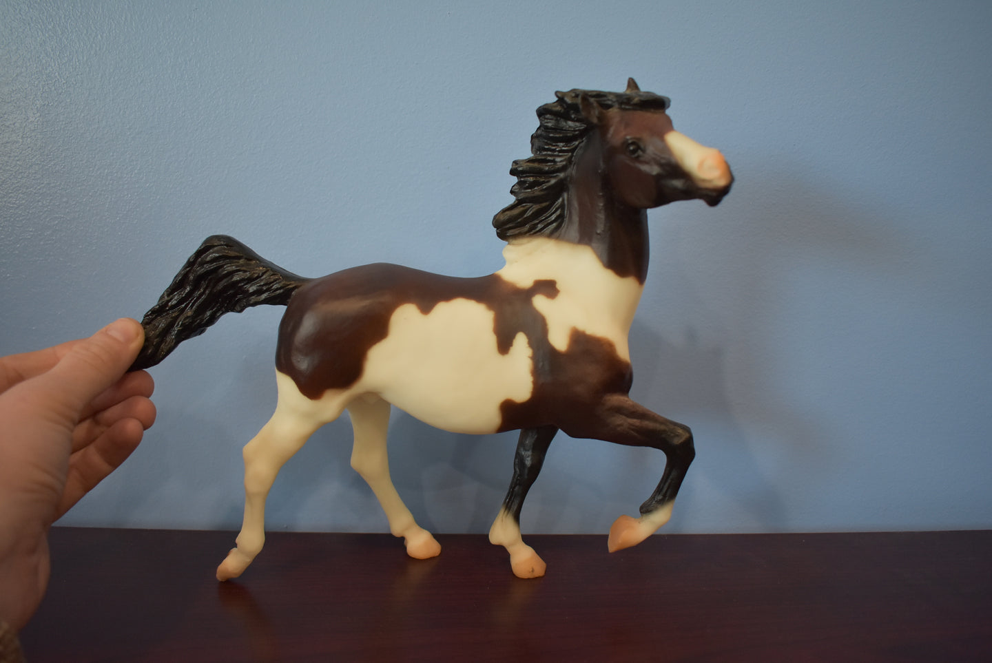 Cody-Buckshot Mold-Breyer Traditional