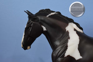 Giltedge Horse Power Gift Set-Aristocrat Hackney Champion-Breyer Traditional