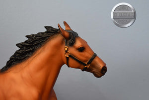 Shire Mare-Clydesdale Mare Mold-Breyer Traditional