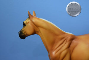 Glitterait-Glossy Western Horse-New in Box-Breyer Traditional