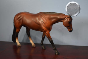 Sirocco #2-Indian Pony Mold-Tour Model-Breyer Traditional