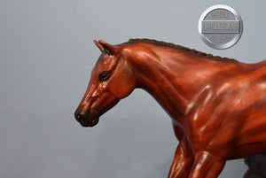 Cheyenne-American Mustang-Indian Pony Mold-Breyer Traditional