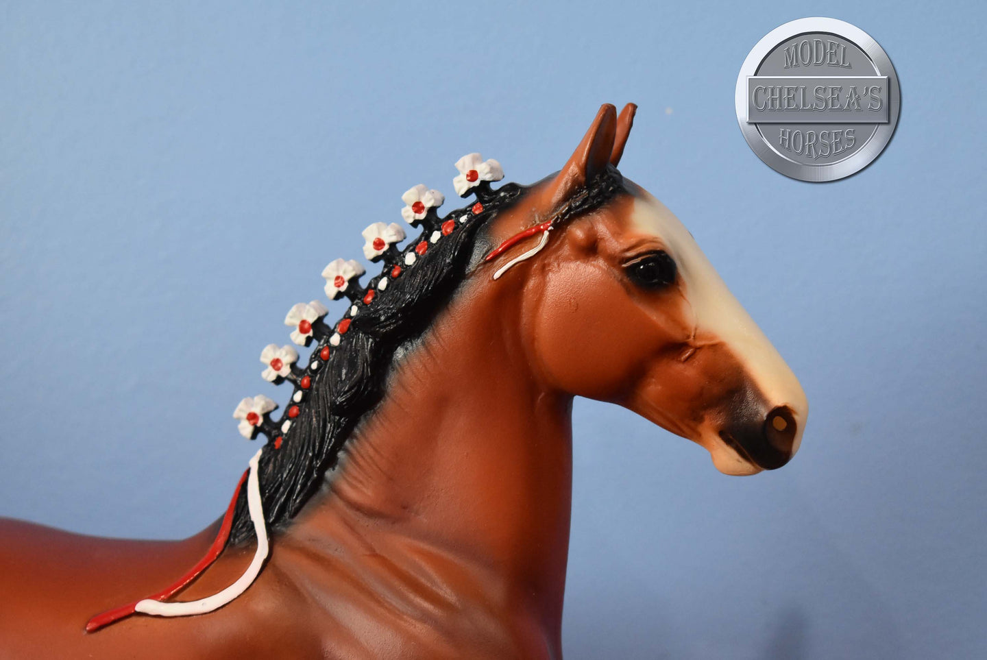 Paso Fino Mystery Foal Set-Breyer Stablemate