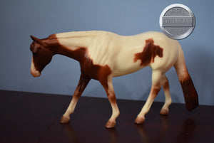 Rose Grey Shetland Pony-Breyer Traditional