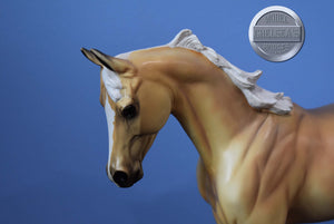 Jesse-Wyatt Mold-Tractor Supply Exclusive-Breyer Traditional