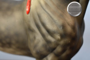 Vintage Bay Jumping Horse-Jumping Horse Mold-Breyer Traditional