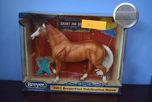 Dark Grey Shire-New in Bow-Breyer Classic