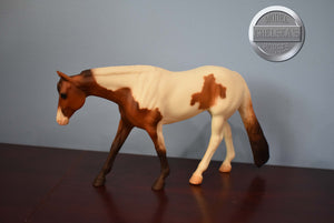 Fade to Grey-Black Beauty Mold-Breyer Traditional