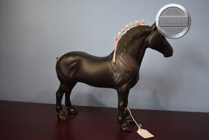 Bay/White Pinto Treasure Hunt Silver-Breyer Traditional