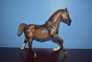 Grey Saddlebred-Classic-Breyer Classic New in Box