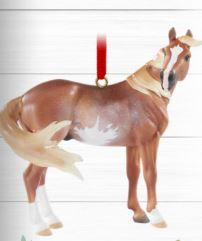 Breyer Holiday 2020 Mustang Beautiful Breeds Ornament-PRE ORDER