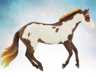 Notoriously Framed-Gambler's Choice Mane/Tail Version-Collector Club Exclusive-Breyer Traditional