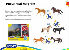 Load image into Gallery viewer, Stablemate Horse and Foal Surprise-Breyer Stablemate-New for 2021