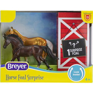 Stablemate Horse and Foal Surprise-Breyer Stablemate-New for 2021