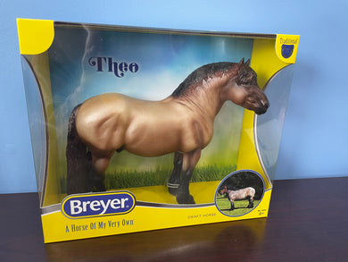 Theo-Ardennes Horse-NEW MOLD Georg-Breyer Traditional-New for 2021