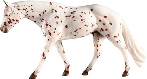 Lil Ricky Rocker-Appaloosa Zippo Pine Bear Mold-Breyer Traditional