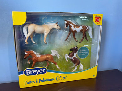 Pintos and Palominos Gift Set-Breyer Stablemate-New for 2021