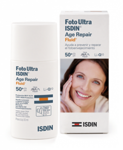 Foto Ultra Isdin Age Repair 50+ Fluid  50ml