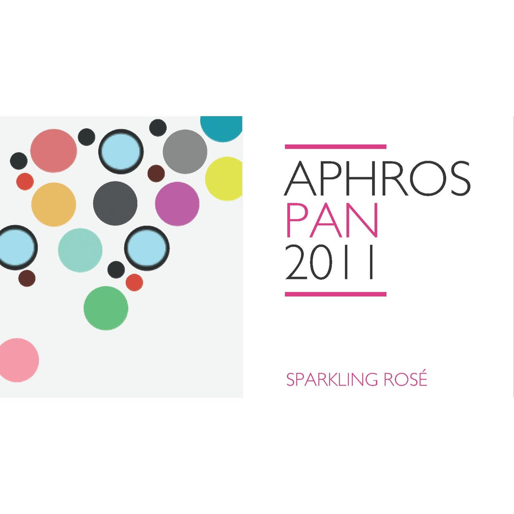 Aphros Pan Espumante Rose - Real Portuguese Wine