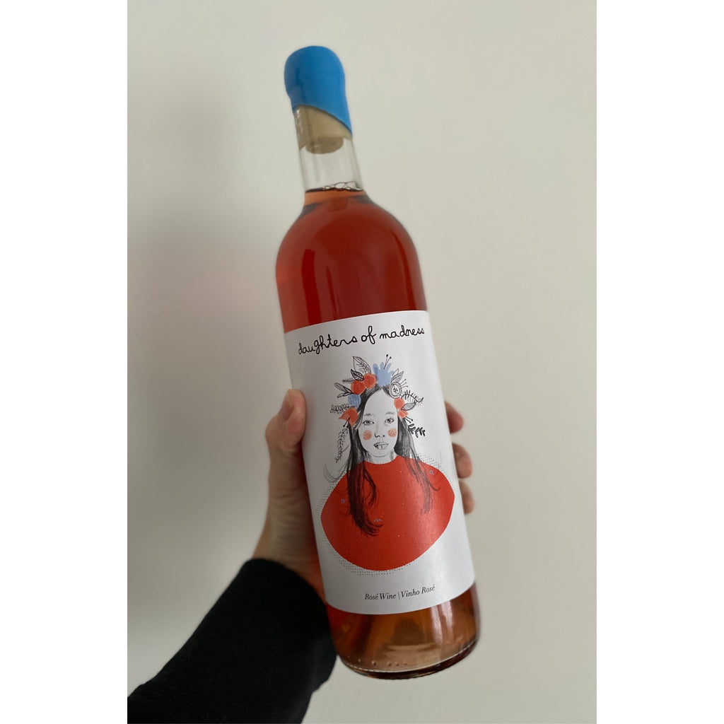 Daughters of Madness Ava Rose - Real Portuguese Wine
