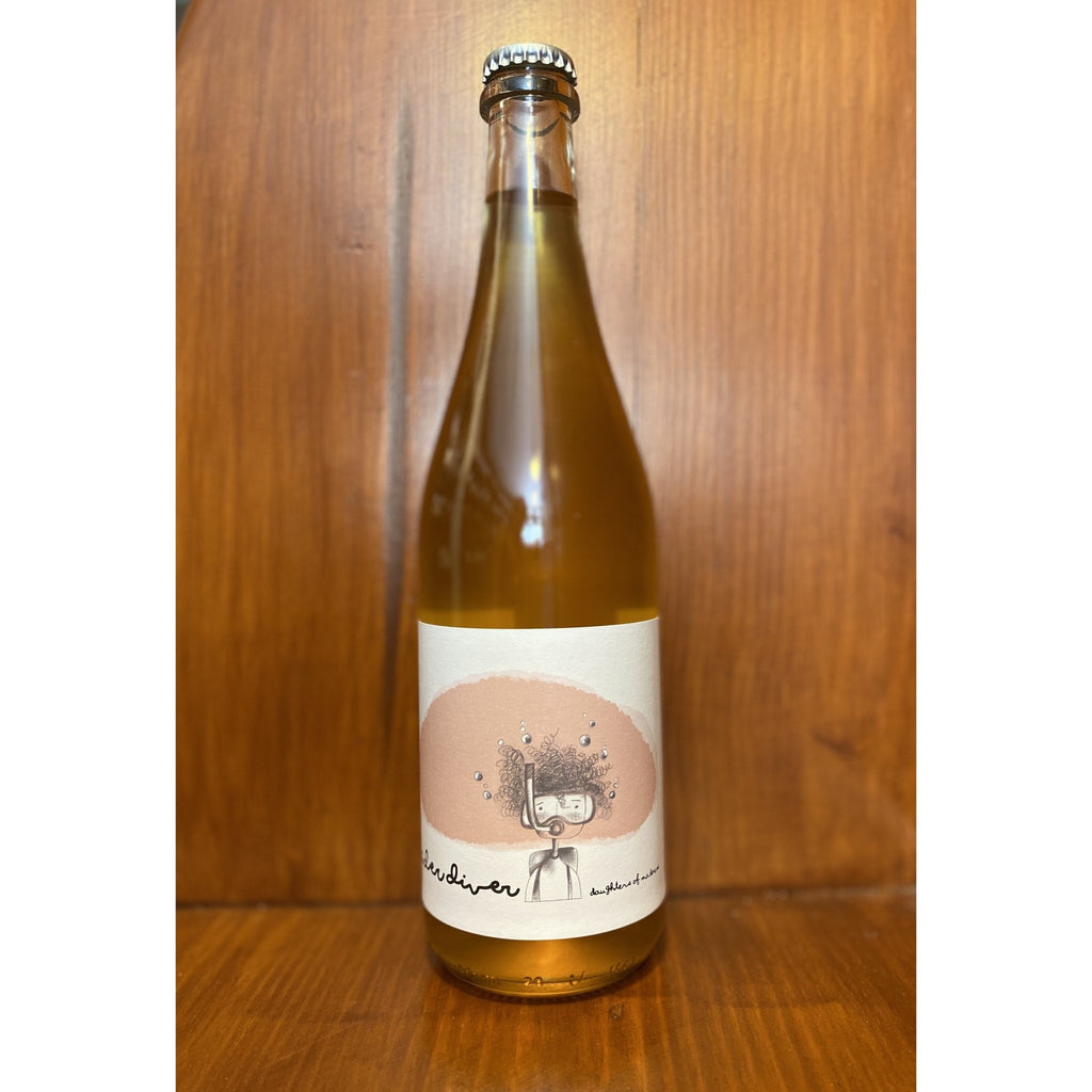 Daughters of Madness Cider Diver Hard Cider - Real Portuguese Wine