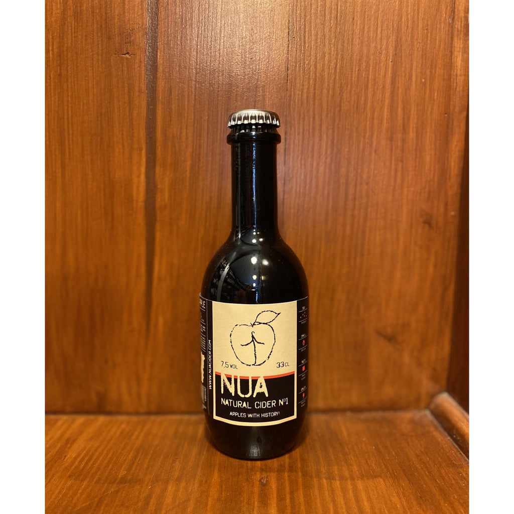 Nua Rustica Natural Cider - Real Portuguese Wine